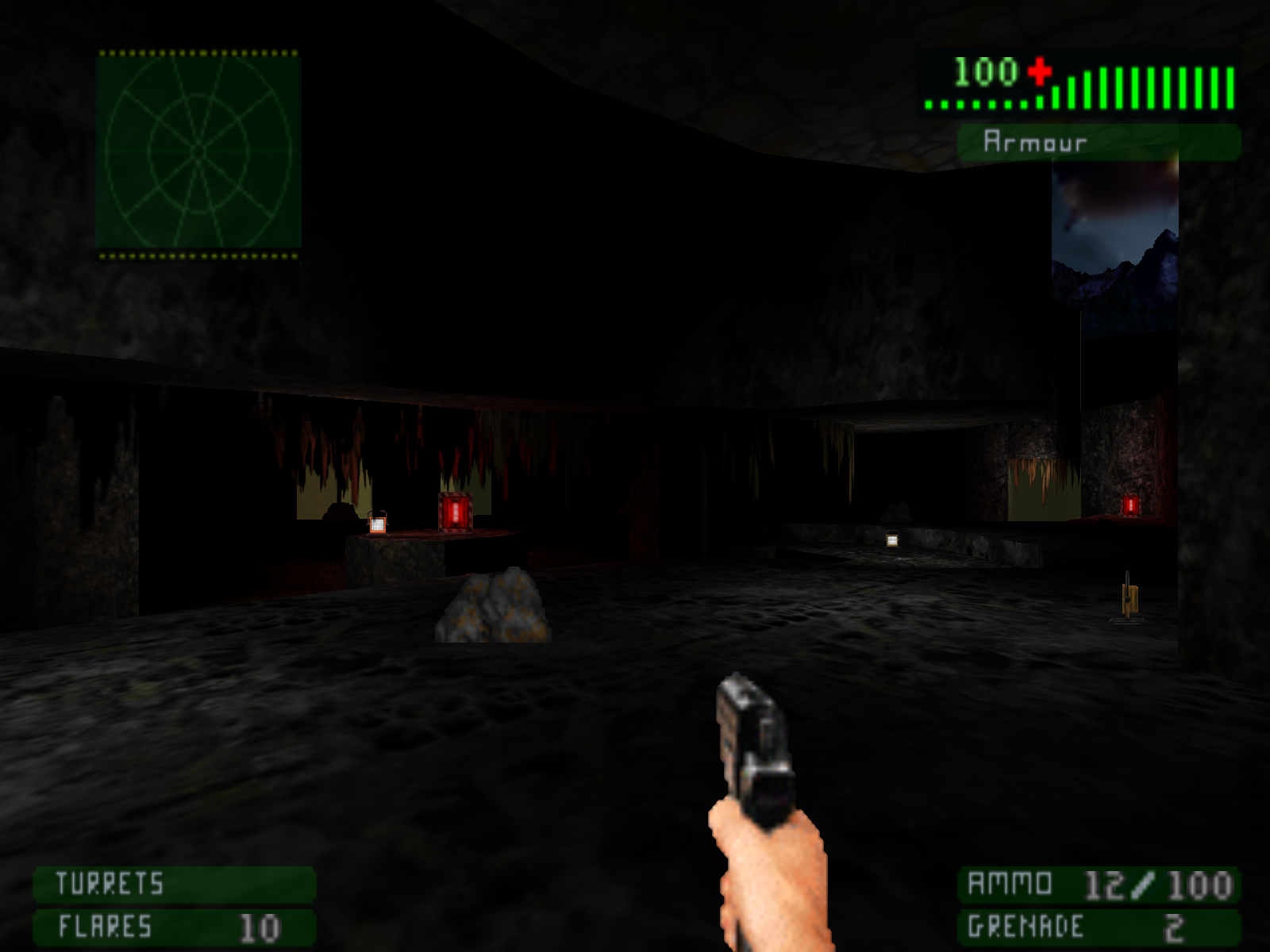Aliens: Eradication dev map02
