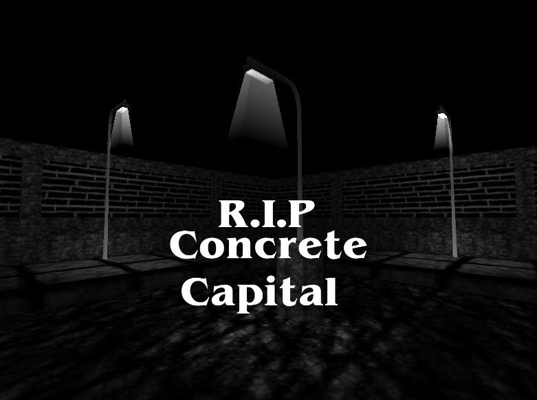 RIP Concrete Capital