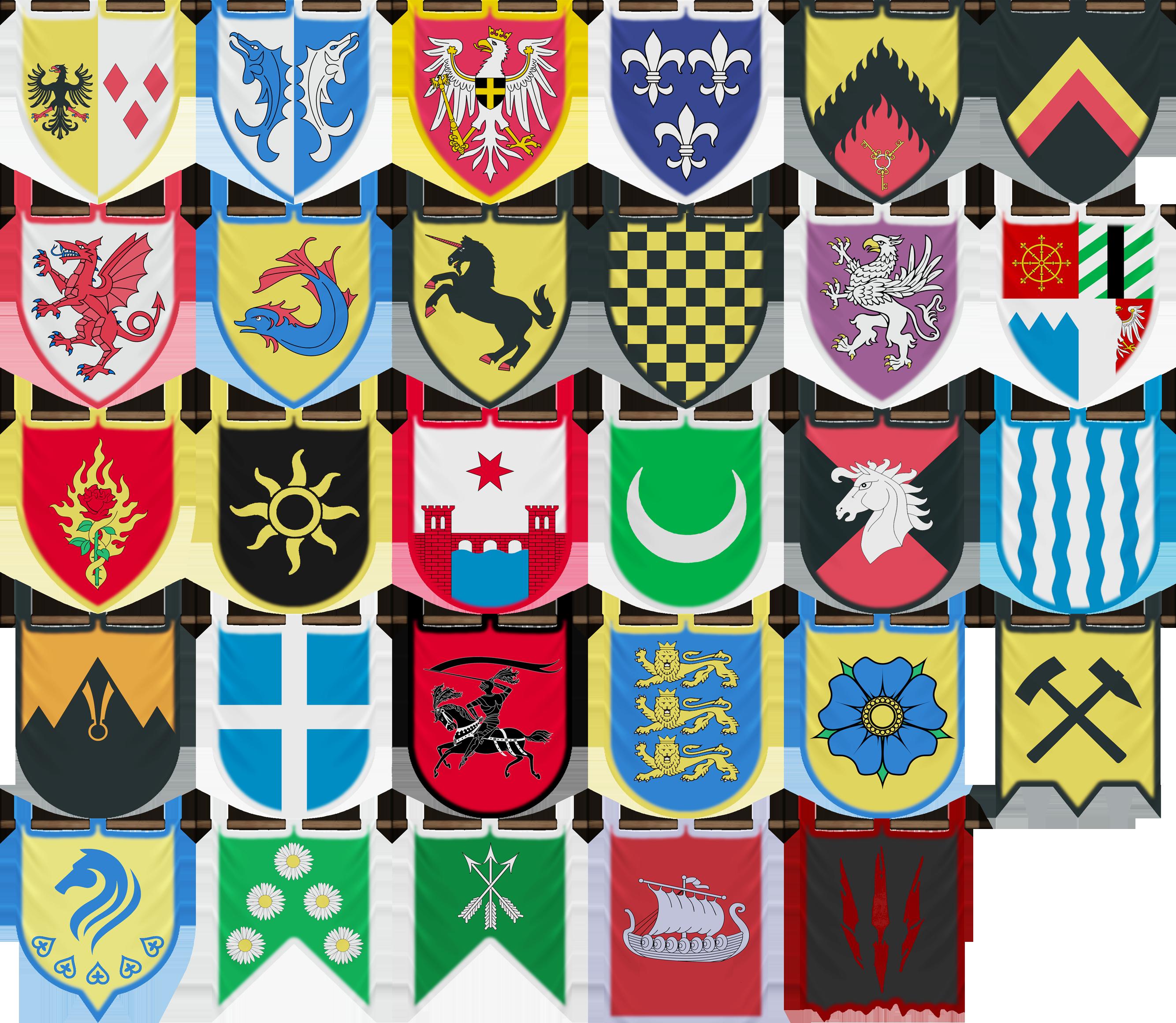 Faction Symbols