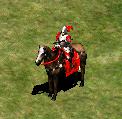 Mounted Arquebus