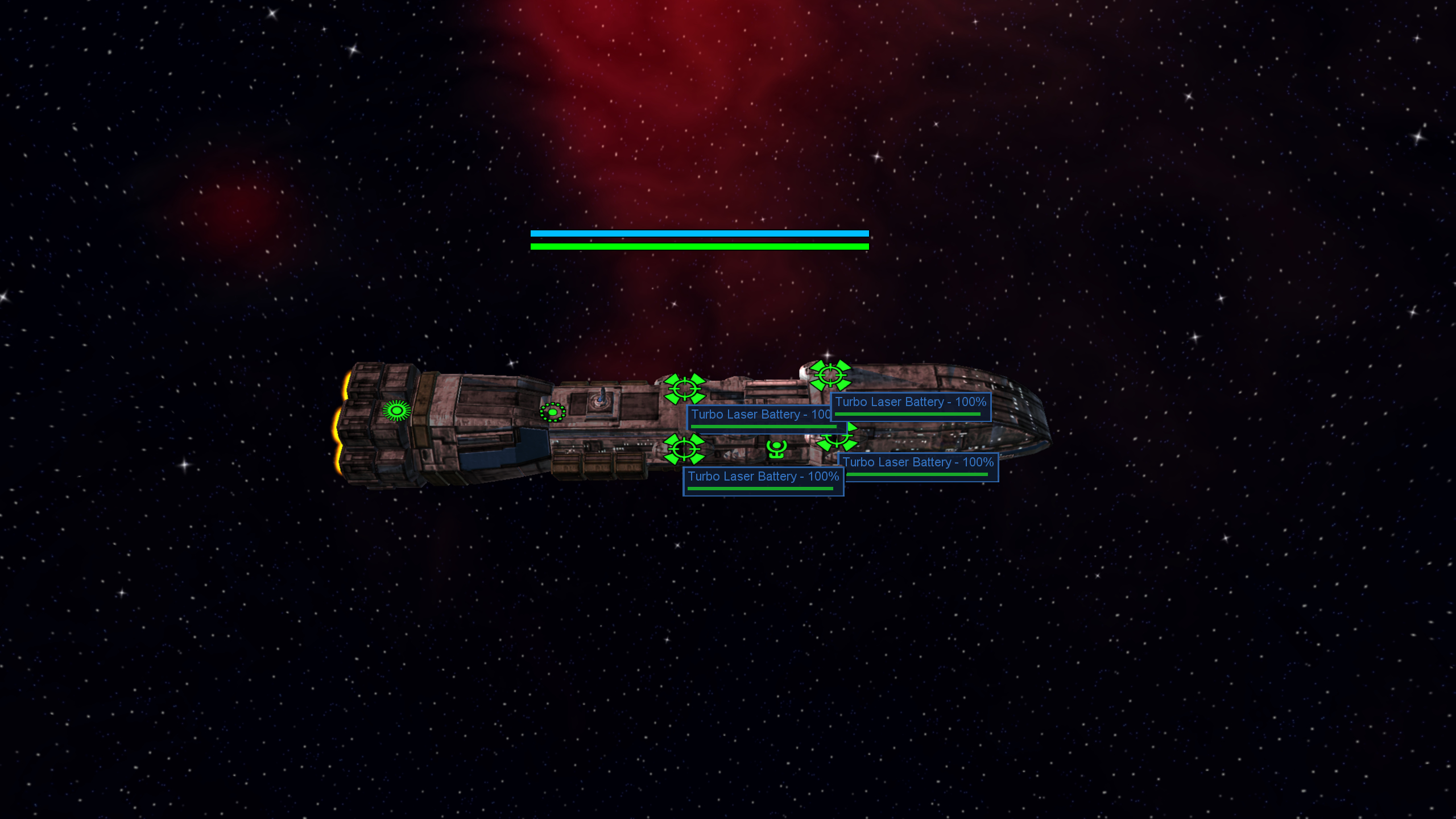 Dreadnought Hardpoints
