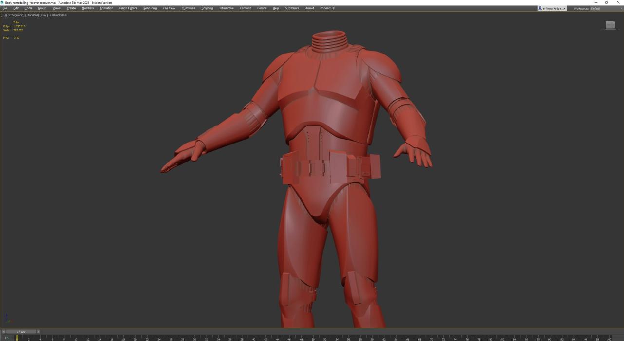 Clone Armor WIP