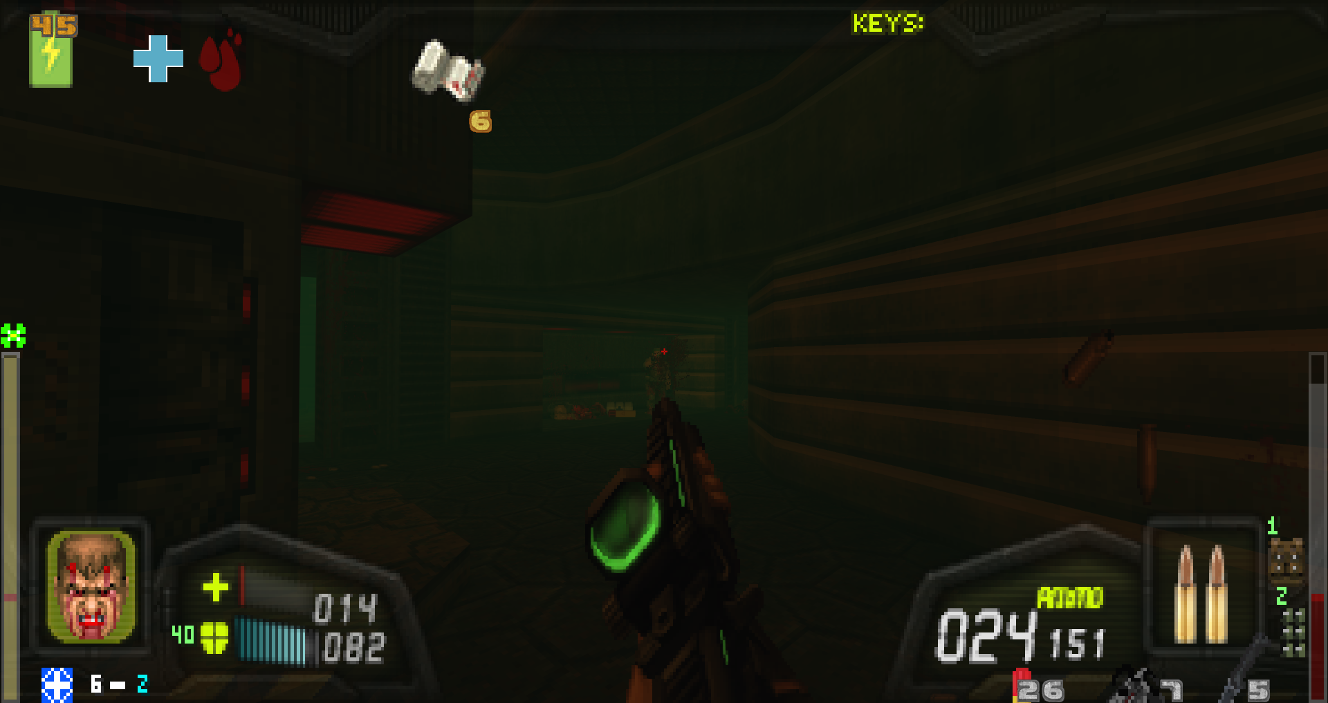 Screenshot Doom 20201019 113430