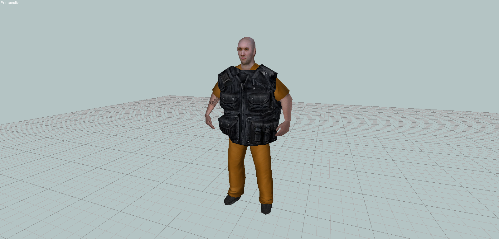 This NPC will most likely be armed with a pistol, and attempt to kill the player.