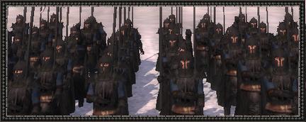 Iron Crown Halberdiers