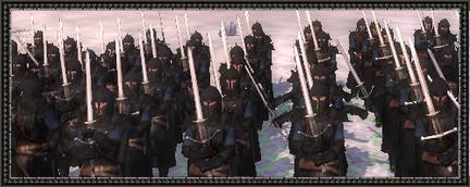 Iron Crown Warriors
