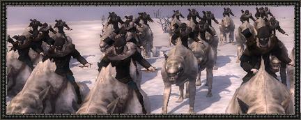 Warg Raiders