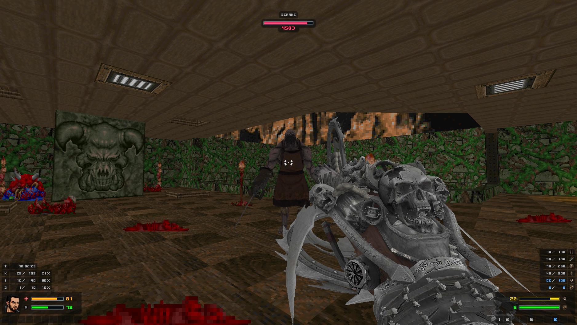 Screenshot Doom 20200817 114350