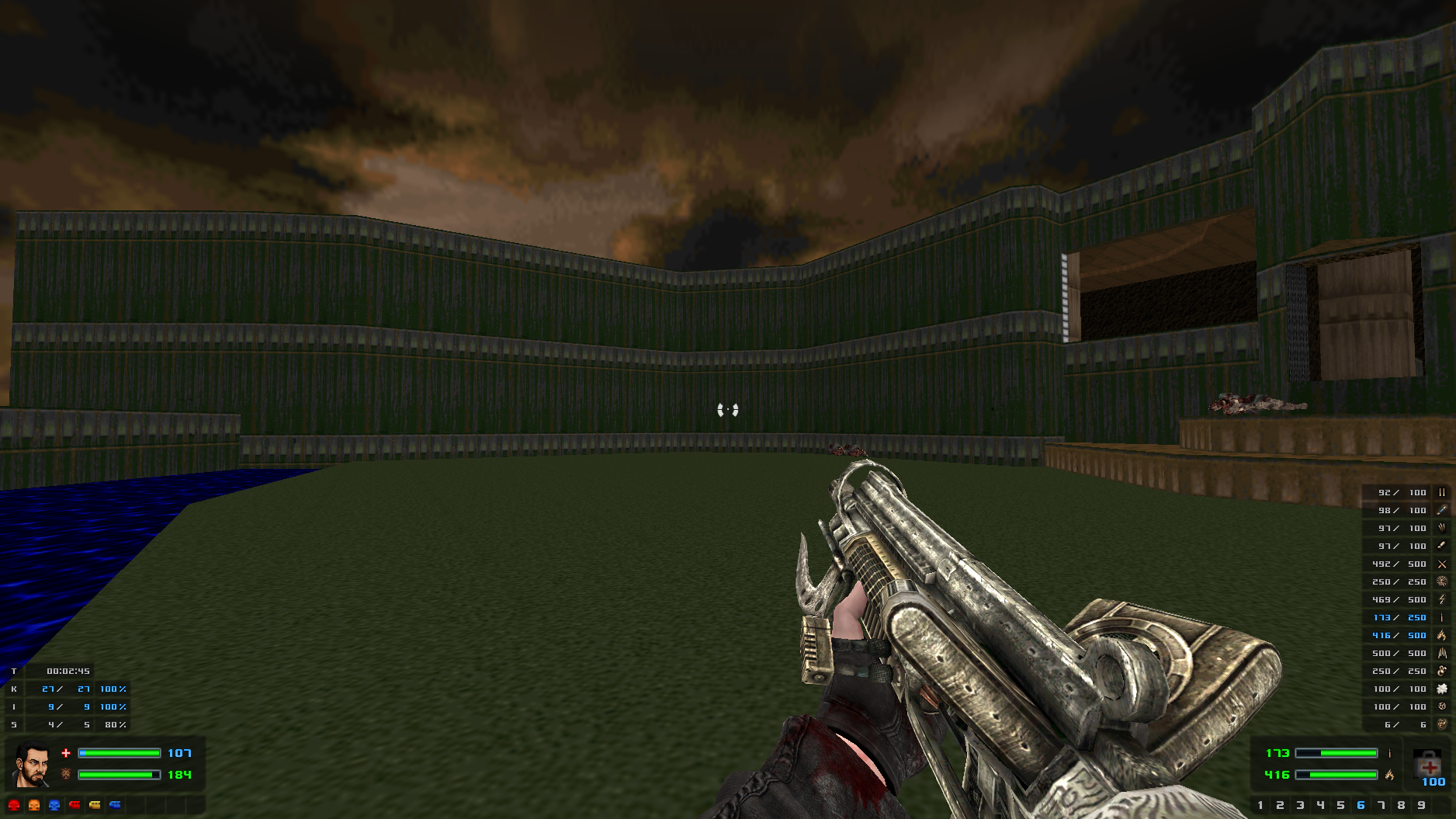 Screenshot Doom 20200820 155538