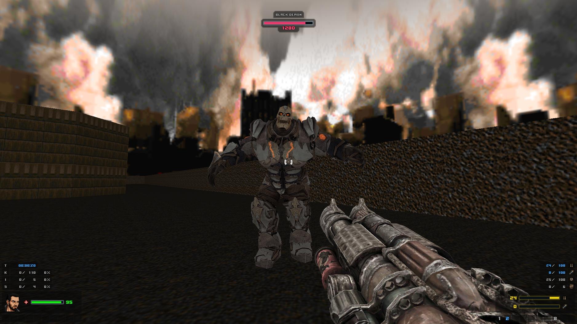 Screenshot Doom 20200820 202120