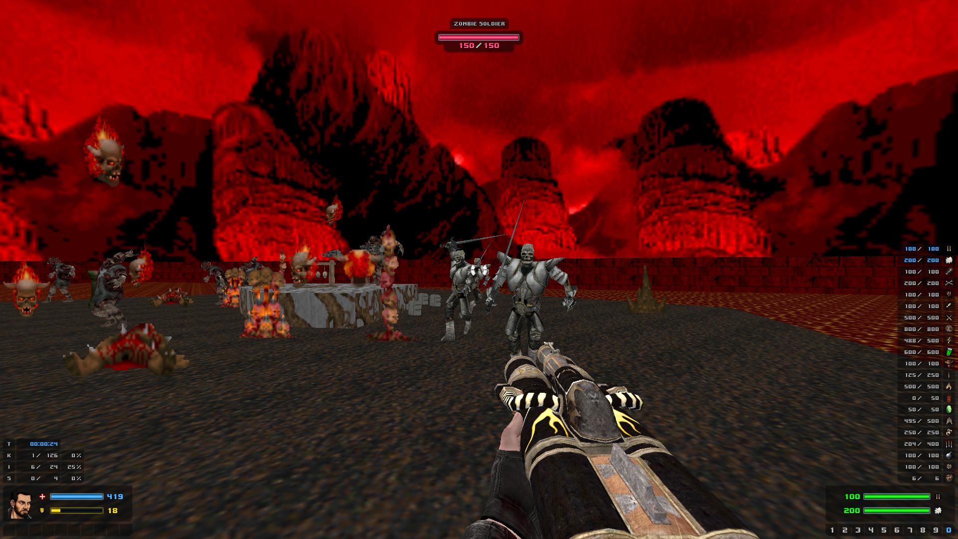 Screenshot Doom 20200831 054734