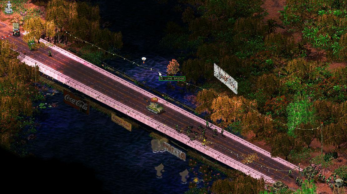The Do Lung Bridge