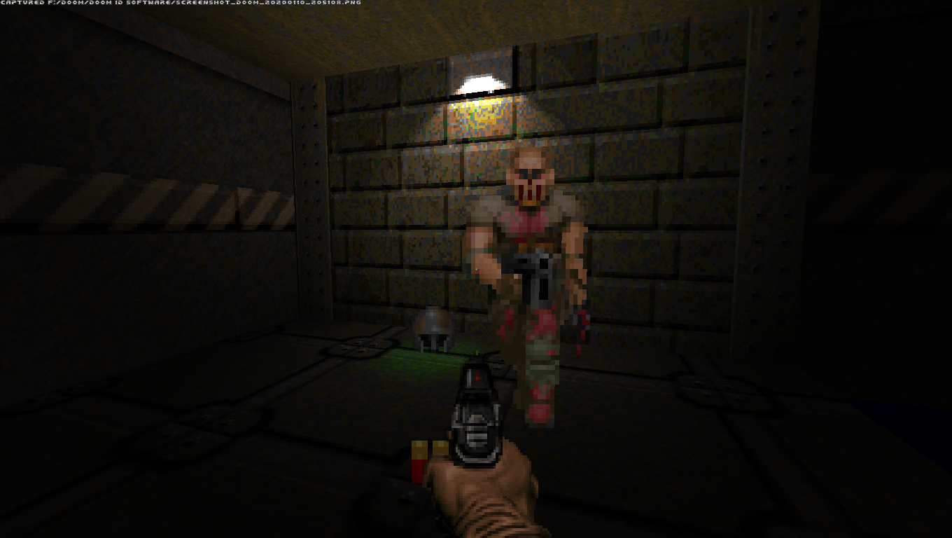 Screenshot Doom 20200110 205110