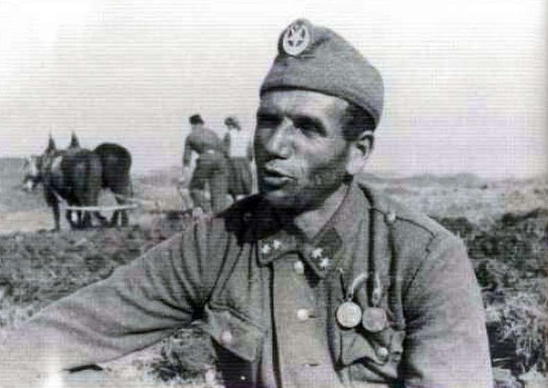Vojnik Huskine milicije sa mjese 1