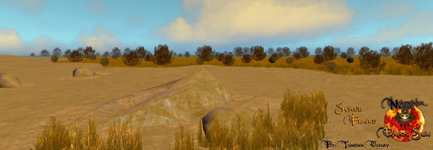 Scrub Plains 001