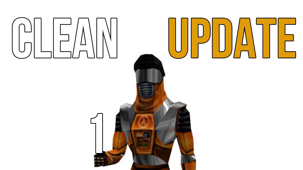 clean update1