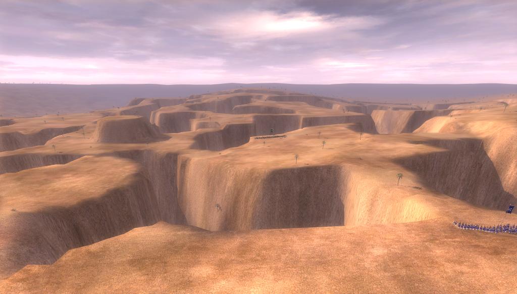 Shattered Plains 1