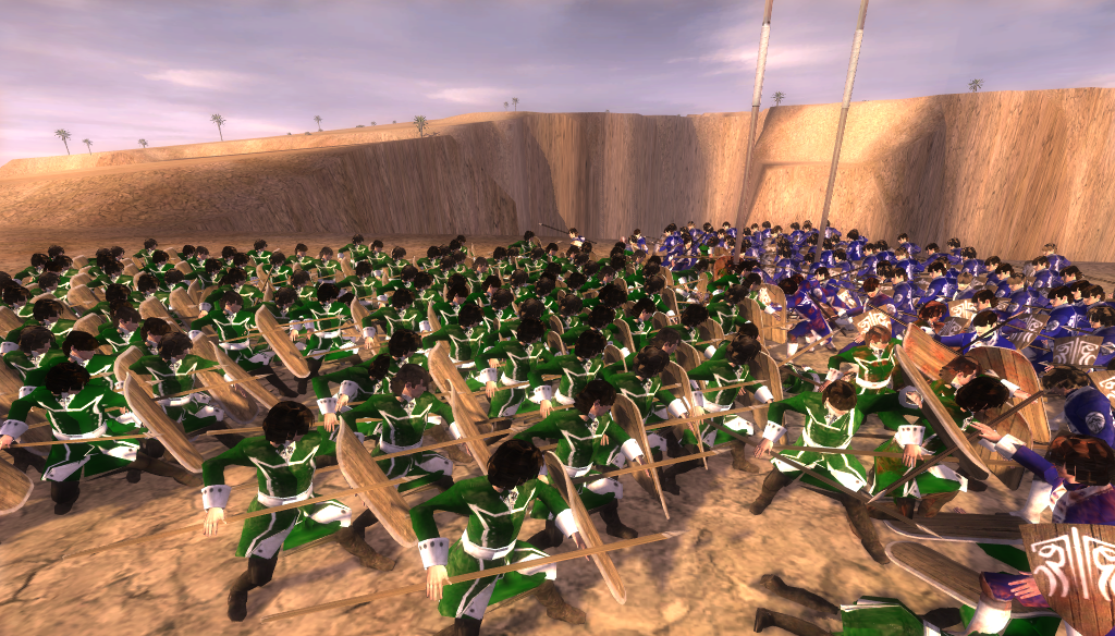Shattered Plains Battle