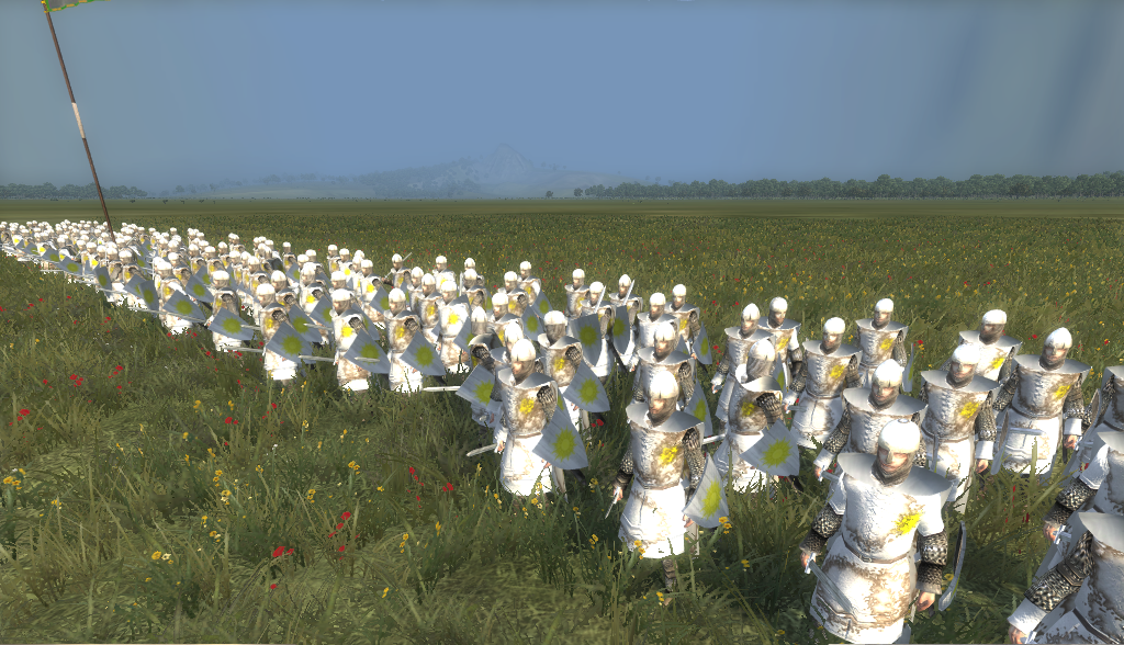 Soiled Whitecloaks