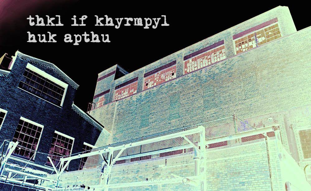 thkl if khyrmpyl huk apthu