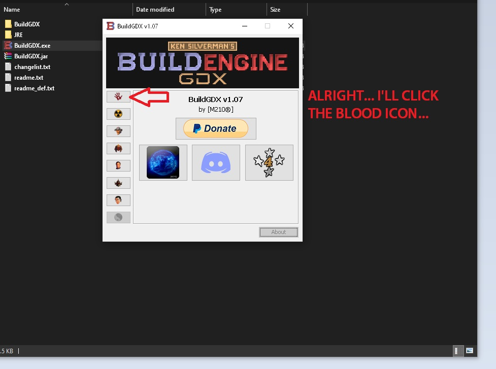 BloodGDX install fail 006