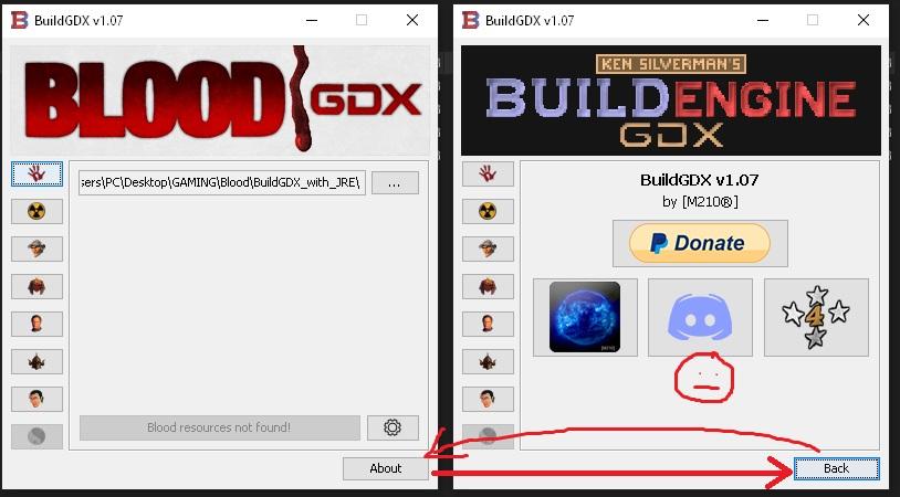 BloodGDX install fail 008