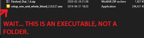 BloodGDX install fail 012