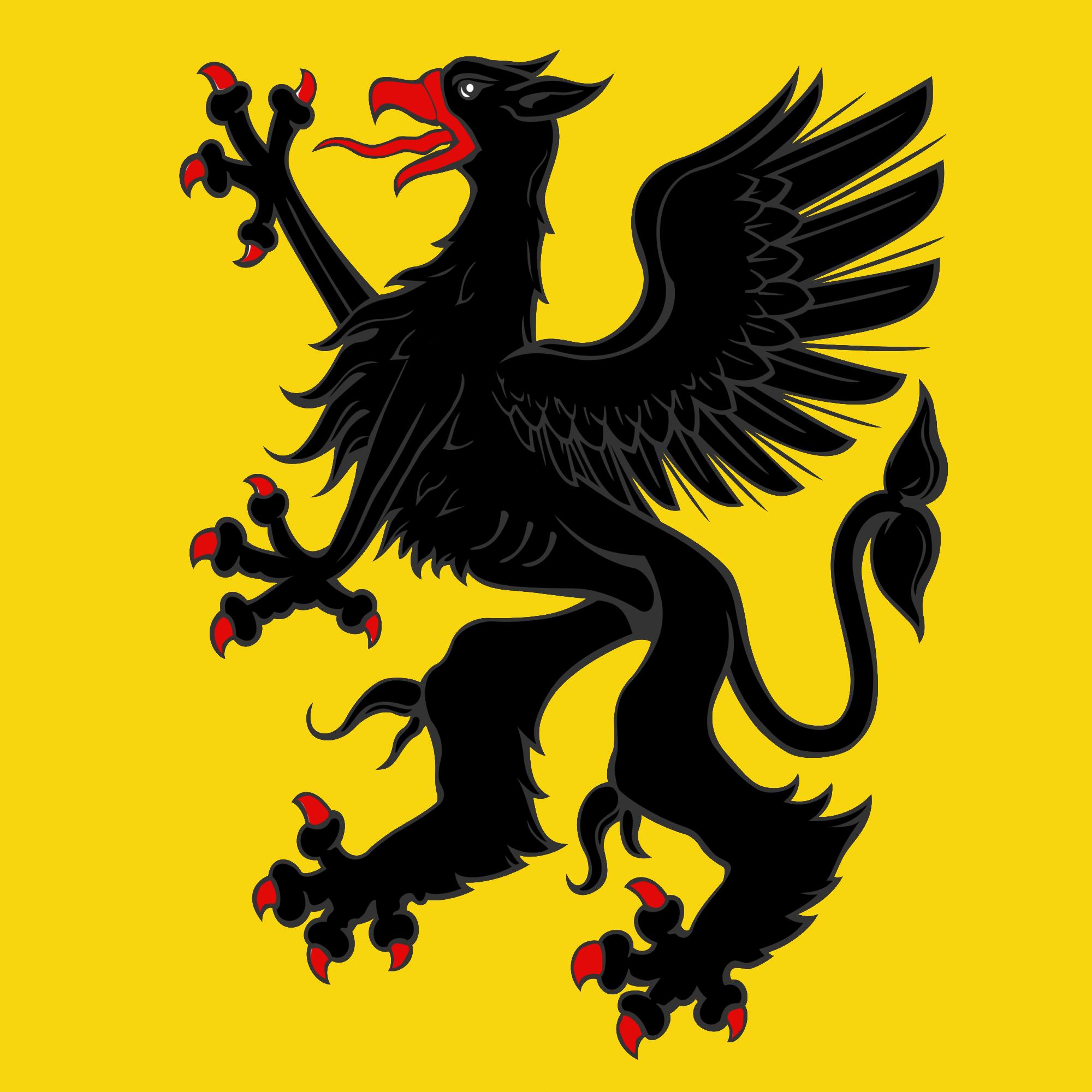 vulture flag