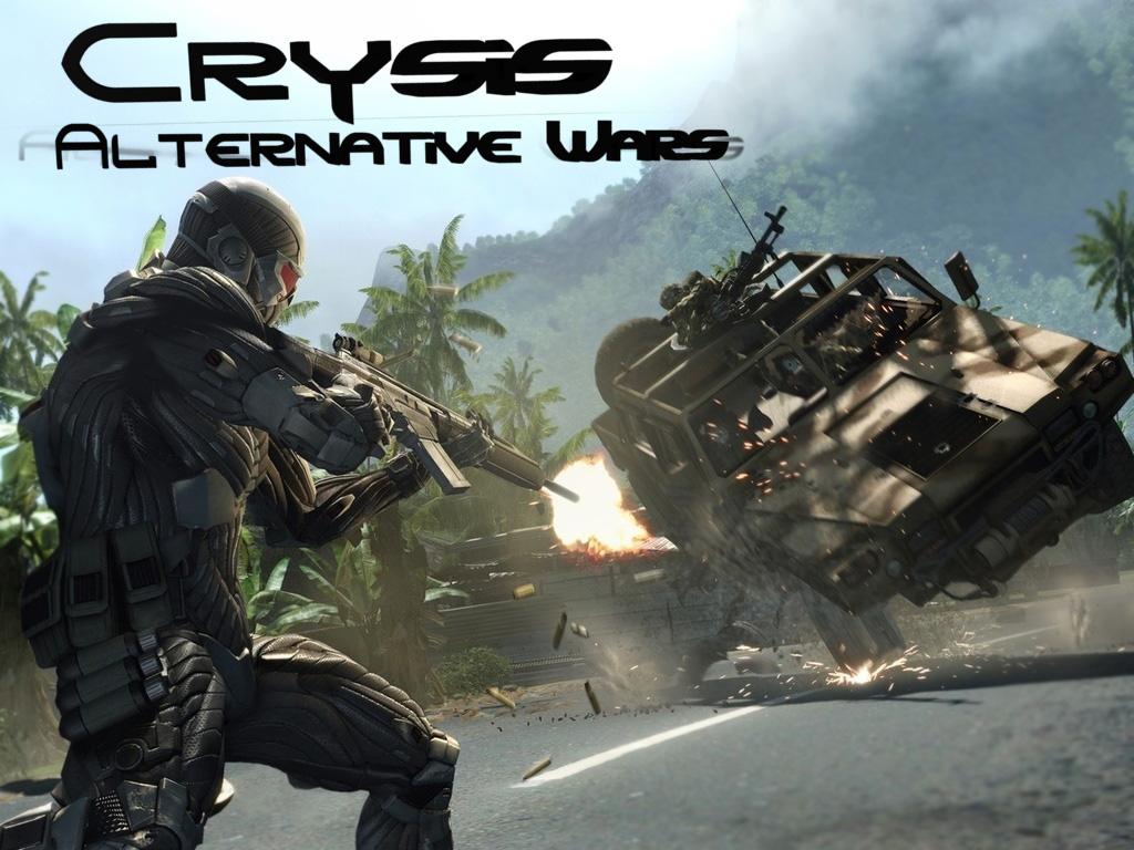 Crysis Alternative Wars