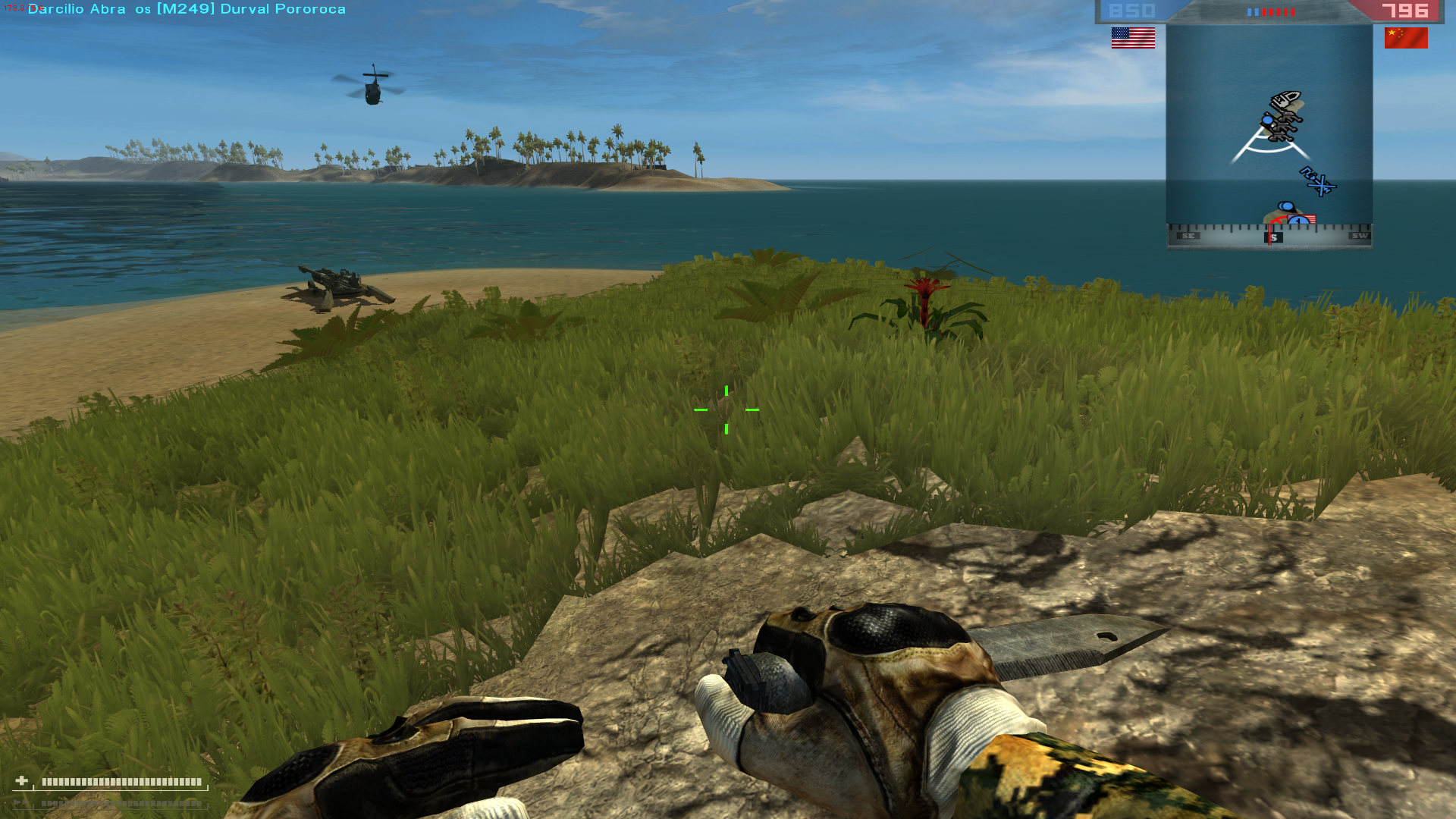 Battlefield 2 Screenshot 2020 08