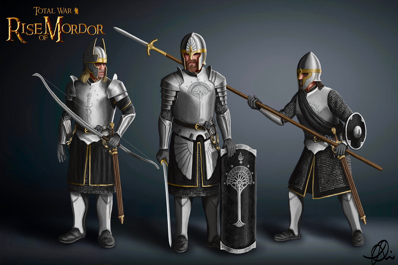 Arnor Tier 3   Royal Swords Pik