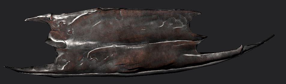 moria orc shield