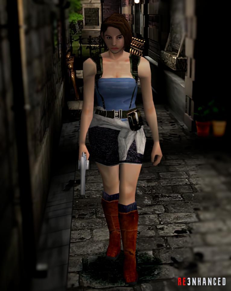 RE3NHANCED - Jill 2.2 Preview