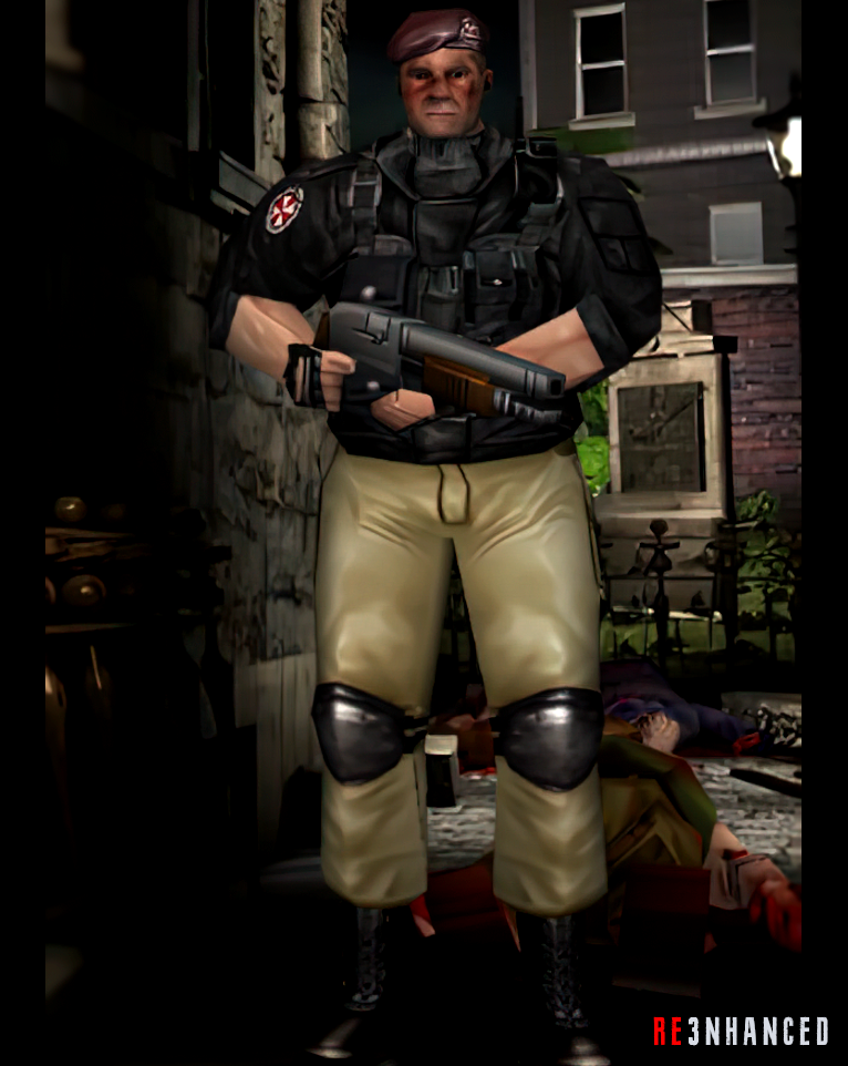 RE3NHANCED - Mikhail Preview