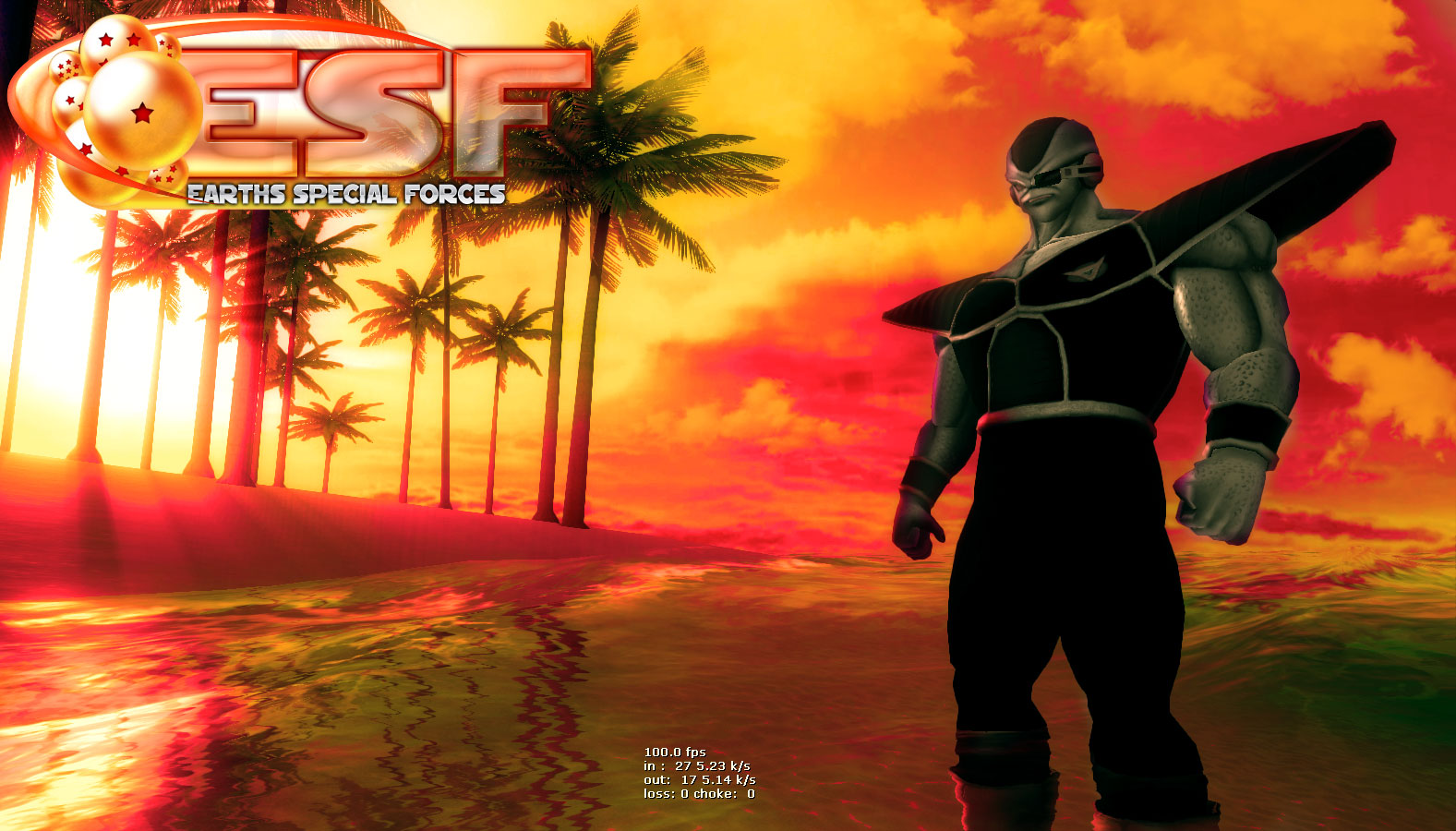 (ESF) Earth's Special Forces Versão Final - Imagens Esf_island_test0009