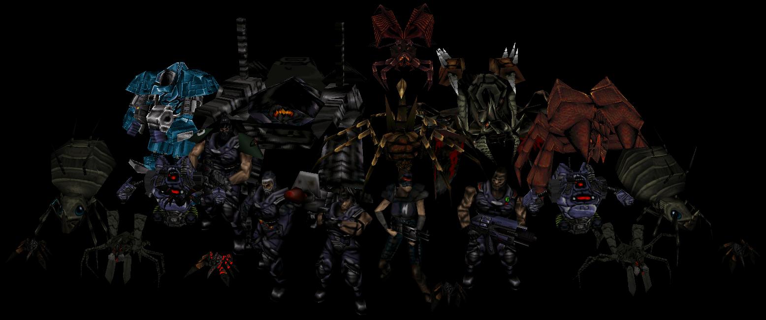 Gloom mod for Quake 2 - Mod DB