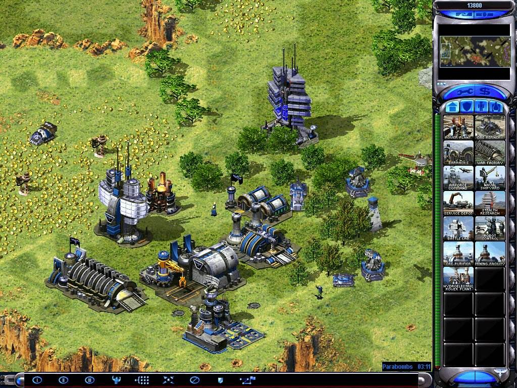 command and conquer red alert android apk mod