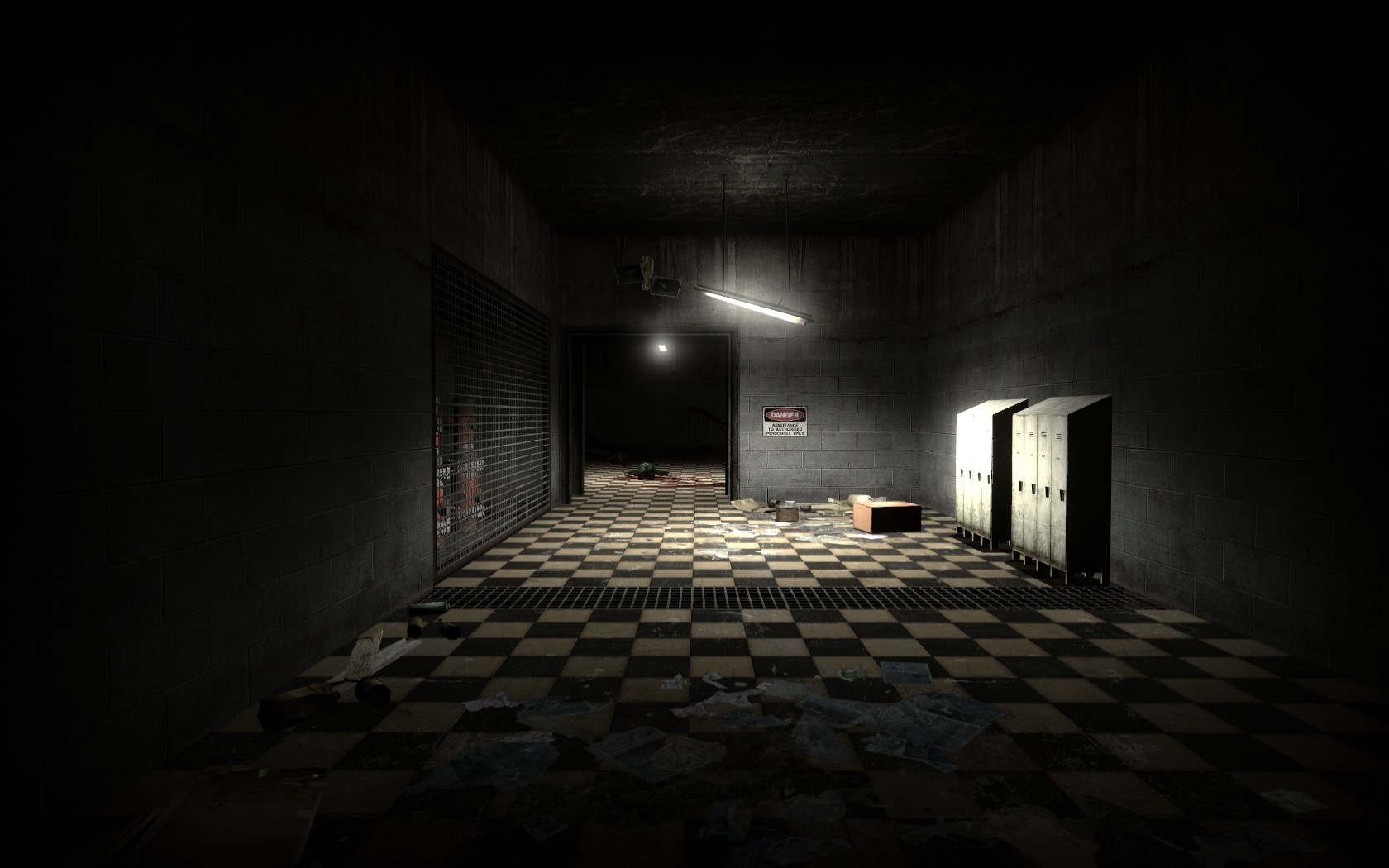 July Update Image Nightmare House 2 Mod For Half Life 2