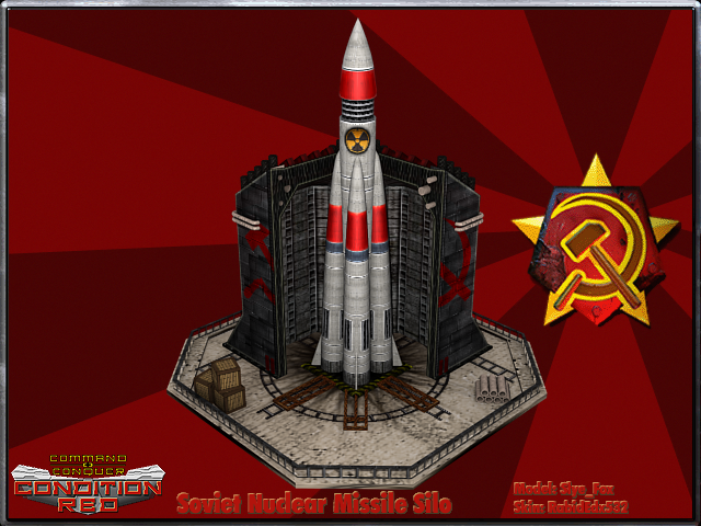 Soviet Nuclear Missile Silo image - CnC: Condition Red mod ...