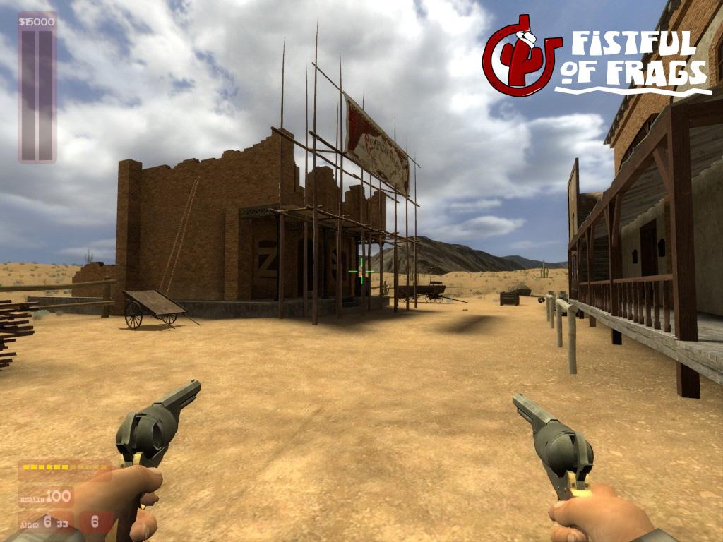 Fistful Of Frags скачать игру - фото 10