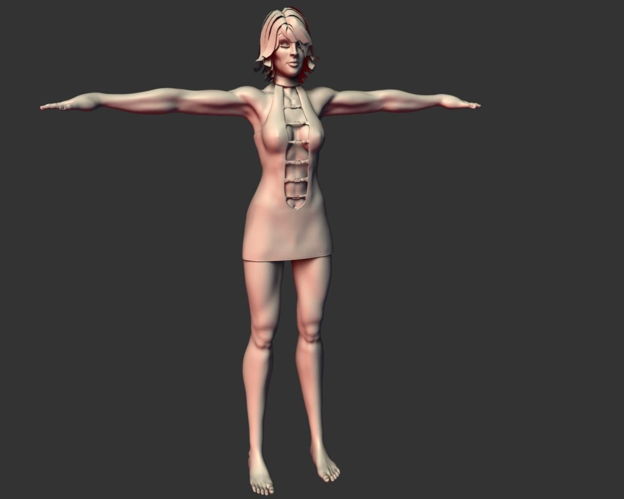 super hero female character image projectx mod for unreal