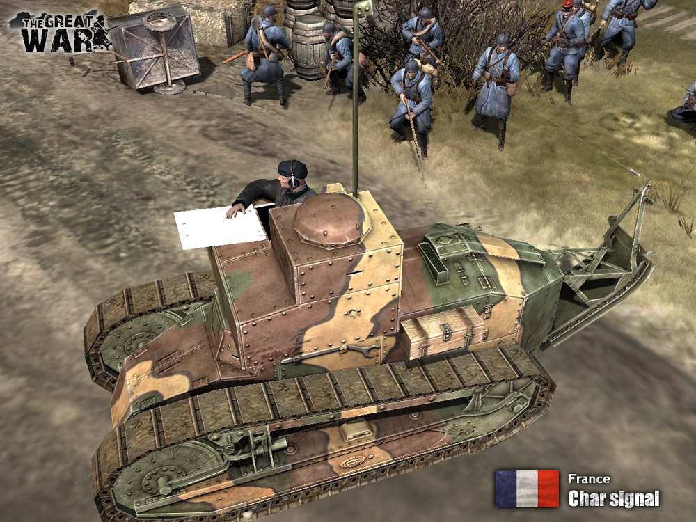 Great war of france