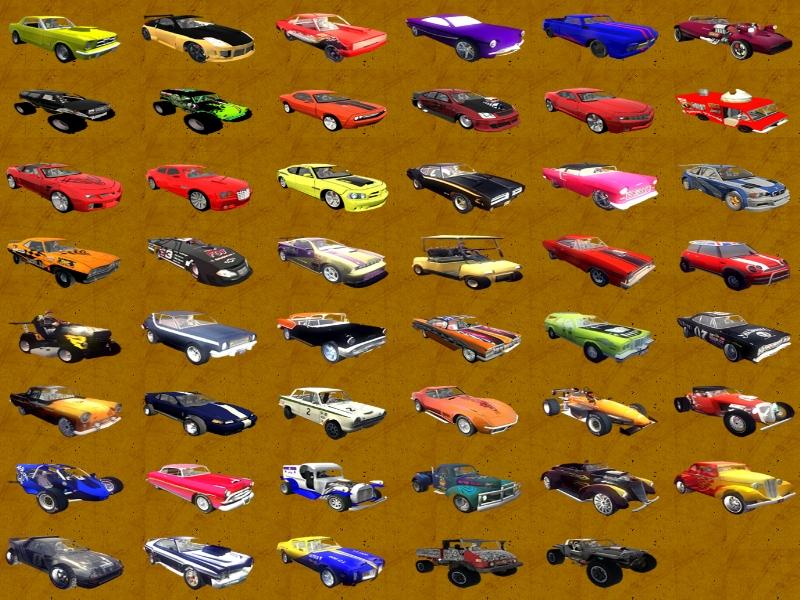 Файл: Flatout 2 mod cars. Категория: Программы Автор: Muratus Требуется: И