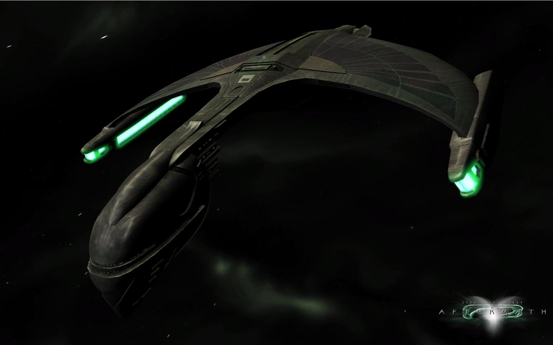 Romulan Ships original   Romulan Raptor