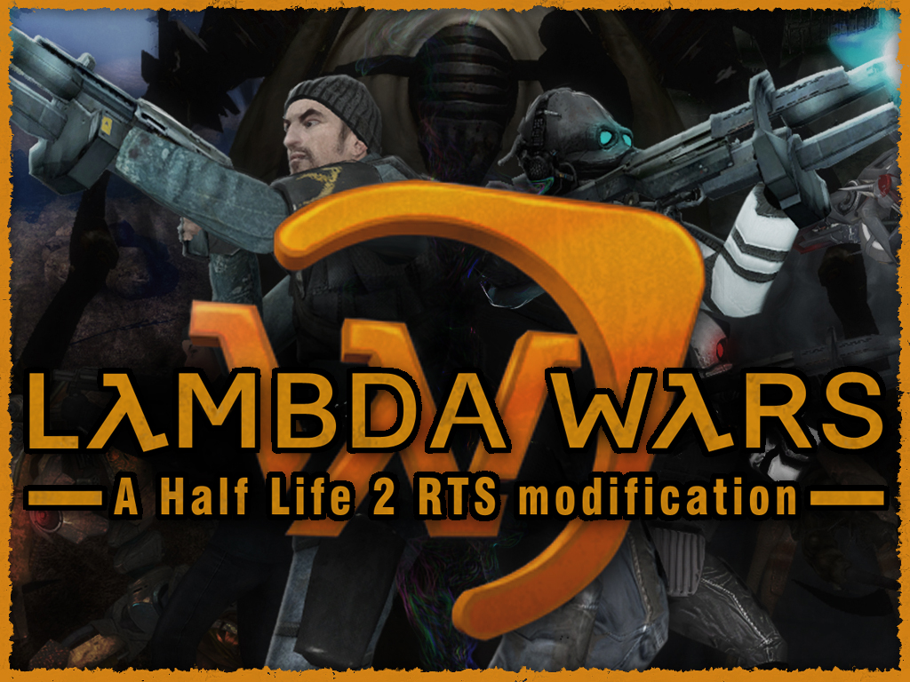 Lambda Wars mod for Alien Swarm - Mod DB