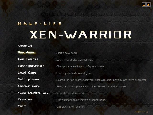 Half-Life: Xen-Warrior mod - Mod DB