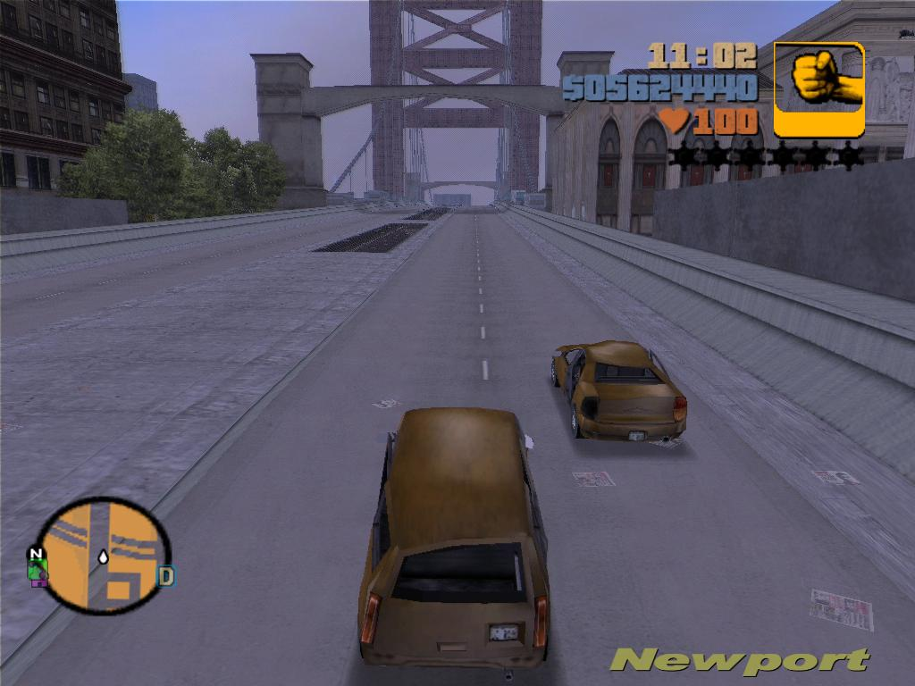 rusted cars image - Liberty City - Twenty Ten mod for Grand Theft