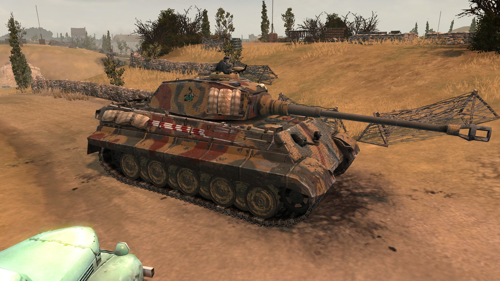 King Tiger For The Hungarian Tree Image Company Of Heroes Eastern Front Mod For Company Of Heroes Opposing Fronts Mod Db