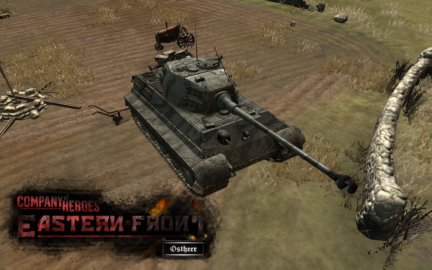 Tiger Ii Ausf B King Tiger Henschel Version Image Company Of Heroes Eastern Front Mod For Company Of Heroes Opposing Fronts Mod Db