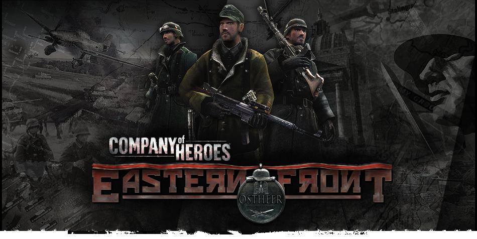 скачать coh eastern front торрент